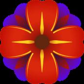 logoblockflower
